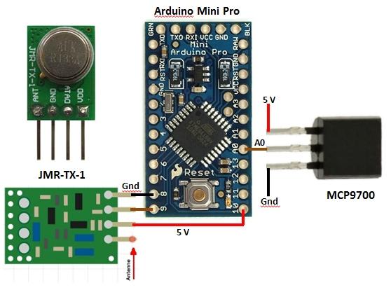 Arduino uhr